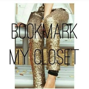 Bookmark My Closet for New Listings & Sales Info